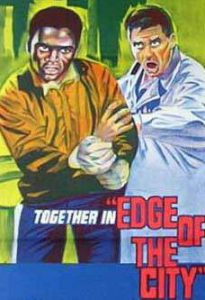 EDGE OF THE CITY Daybill Movie Poster Original or Reissue? image
