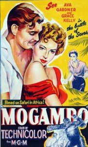 MOGAMBO Daybill and One sheet Movie Posters – Original or Reissue? image