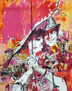 MY FAIR LADY Daybill Movie Poster Original or Reissue? image