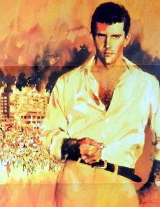 NOEL STAPLETON Australian Movie Poster Artist image