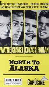 NORTH TO ALASKA Daybill Movie Poster Original or Reissue? image