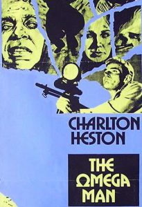 THE OMEGA MAN Daybill Movie Poster Original or Reissue? image