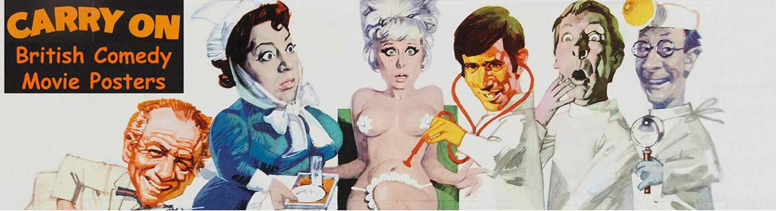 Carry On Movie Posters