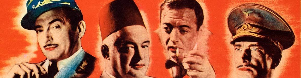 Casablanca Daybill Movie Poster