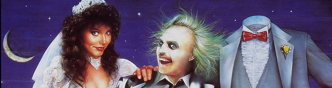 Beetlejuice Daybill Movie poster