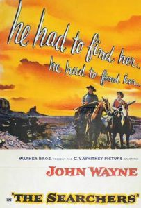 The Searchers Daybill Movie Poster – Original or Reissue? image