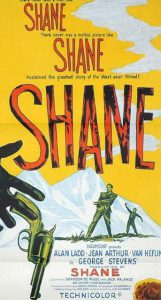 SHANE Daybill Movie Poster Original or Reissue? image