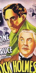 SHERLOCK HOLMES Rare Daybill Movie Posters image