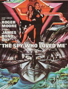 James Bond Spy Who Loved Me Daybill Original or Reissue? image