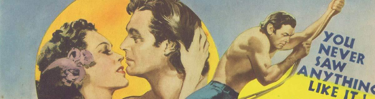 Tarzan Original Movie posters