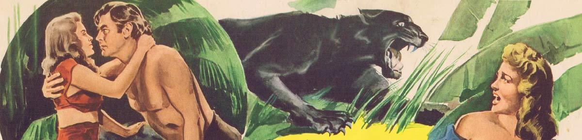 Tarzan Original Lobby Cards