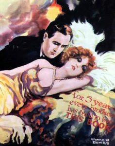 WYNNE W.DAVIES Australian Movie Poster Artist image