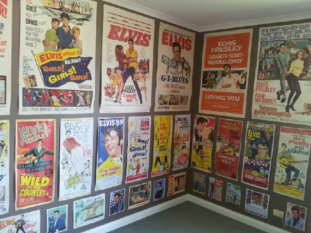 gallery elvis presley daybill movie poster collection