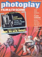 PHOTOPLAY Film and TV Scene Magazine Feb 1980 Clint Eastwood cover