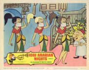 1001 ARABIAN NIGHTS Lobby Card 2 1959 Jim Backus as the The Nearsighted Mr. Magoo!