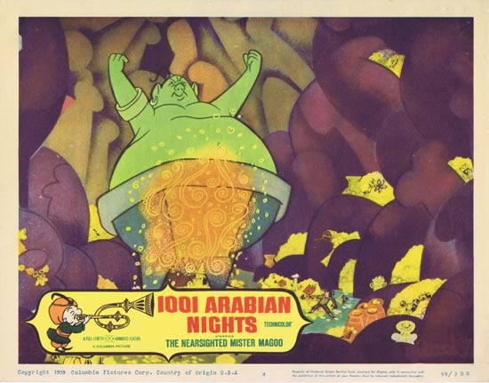 One Thousand and One Arabian Nights aka 1001 Arabian Nights (1959) 
