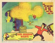 1001 ARABIAN NIGHTS Lobby Card 7 1959 Jim Backus as the The Nearsighted Mr. Magoo!