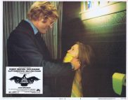 3 DAYS OF THE CONDOR 1975 Faye Dunaway Redford Lobby Card 4