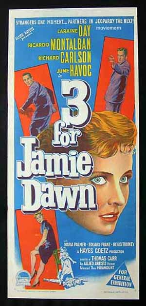 Three for Jamie Dawn (1956) 