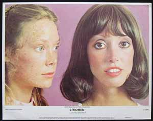 3 WOMEN Lobby Card 1 Robert Altman Sissy Spacek