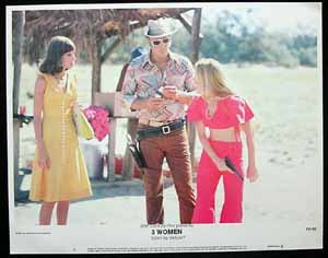 3 WOMEN Lobby Card 3 Robert Altman Sissy Spacek