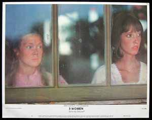 3 WOMEN Lobby Card 5 Robert Altman Sissy Spacek