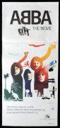 ** TEST Original Daybill Movie Poster