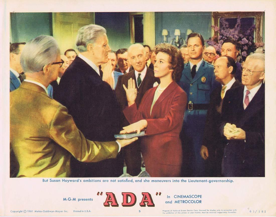 ADA Lobby card 5 Dean Martin Susan Hayward Ralph Meeker