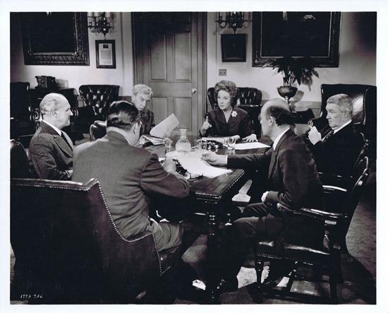 ADA 1961 Vintage Movie Still 11 Susan Hayward Committee Conclave