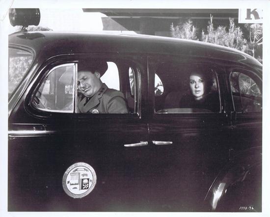 ADA 1961 Vintage Movie Still 13 Ralph Meeker drives Susan Hayward