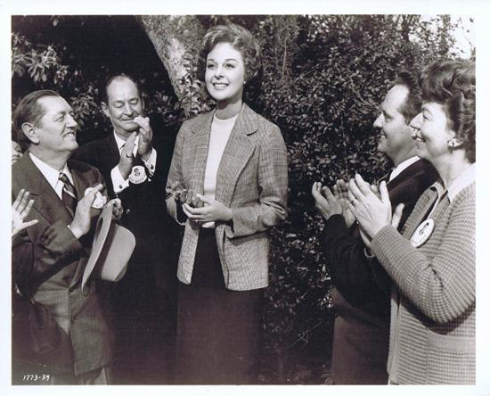ADA 1961 Vintage Movie Still 18 Susan Hayward addresses campaign crowd