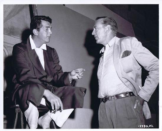 ADA 1961 Vintage Movie Still 2 Dean Martin Gary Cooper's Surprise visit