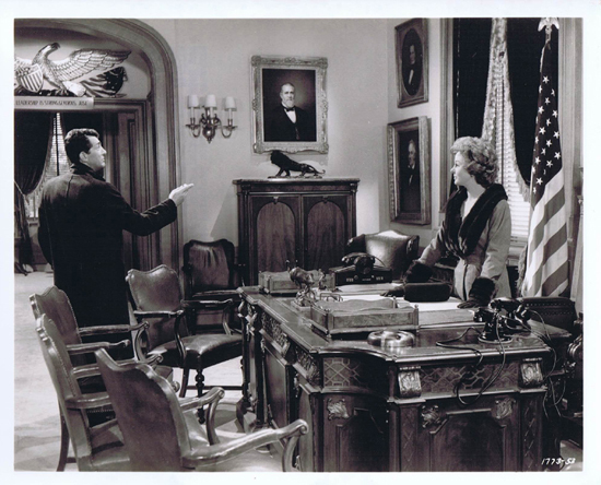 ADA 1961 Vintage Movie Still 20 Dean Martin Susan Hayward in Governors Office