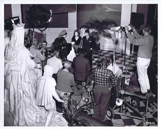 ADA 1961 Vintage Movie Still 26 Susan Hayward Dean Martin about to shoot