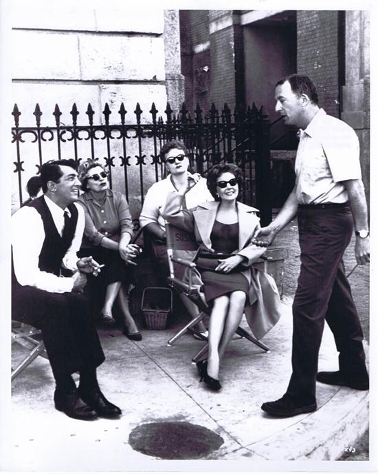 ADA 1961 Vintage Movie Still 31 Dean Martin Daniel Mann ham it up