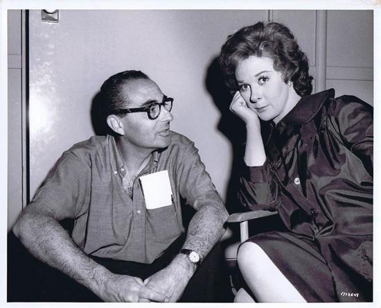 ADA 1961 Vintage Movie Still 34 Ralph Winters with Susan Hayward