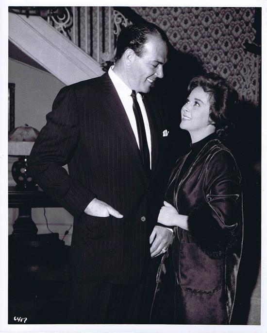 ADA 1961 Vintage Movie Still 40 Susan Hayward and Eaton Chalkley