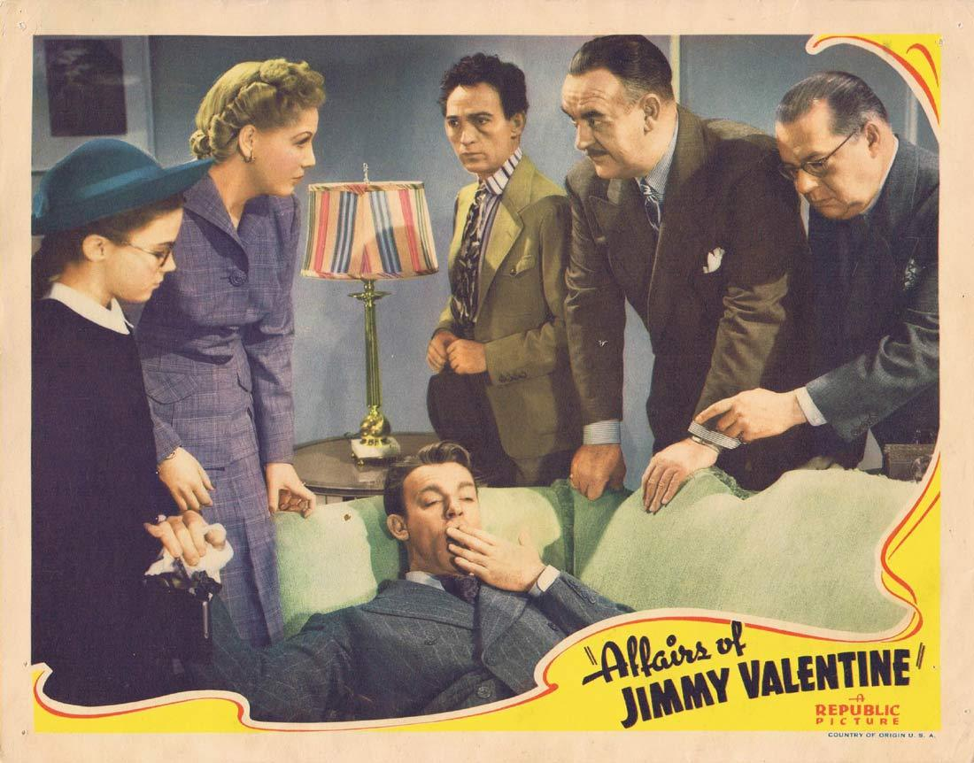 CAIRO Original Lobby Card Jeanette MacDonald Robert Young 1942