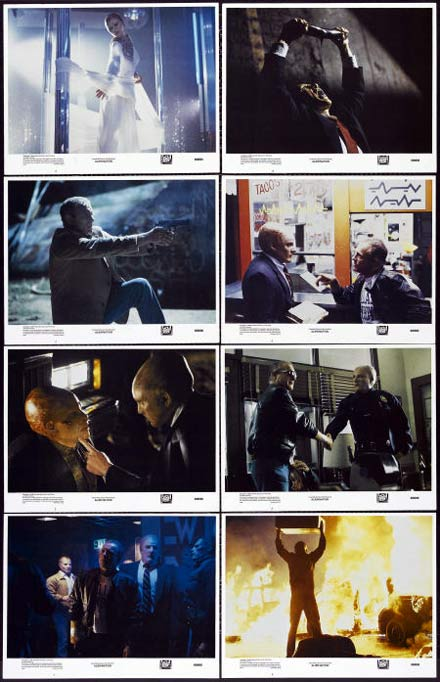 ALIEN NATION Lobby card Set 1988 Sci Fi Horror James Caan