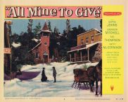 ALL MINE TO GIVE Lobby Card 6 Glynis Johns Cameron Mitchell Rex Thompson