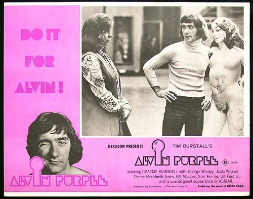 ALVIN PURPLE (1973)