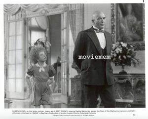 ANNIE '82 Albert Finney-Ann Reinking Carol Burnett-Tim Curry-Rare Movie Still #2