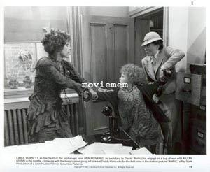 ANNIE '82 Albert Finney-Ann Reinking Carol Burnett-Tim Curry-Rare Movie Still #4