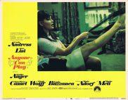 ANYONE CAN PLAY Lobby Card 3 Ursula Andress Virna Lisi Claudine Auger