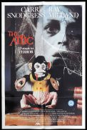 THE ATTIC 13 STEPS TO TERROR Original One sheet Movie Poster Ray Milland Carrie Snodgrass