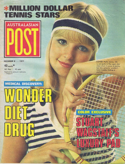 Australasian Post Magazine Dec 8 1977 Wonder Diet Drug