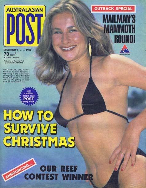 Australasian Post Magazine Dec 9 1982 How to survive Christmas