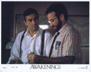 AWAKENINGS Lobby Card 6 Robert De Niro Robin Williams