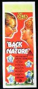BACK TO NATURE Long Daybill Movie poster The Jones FamilyYosemite