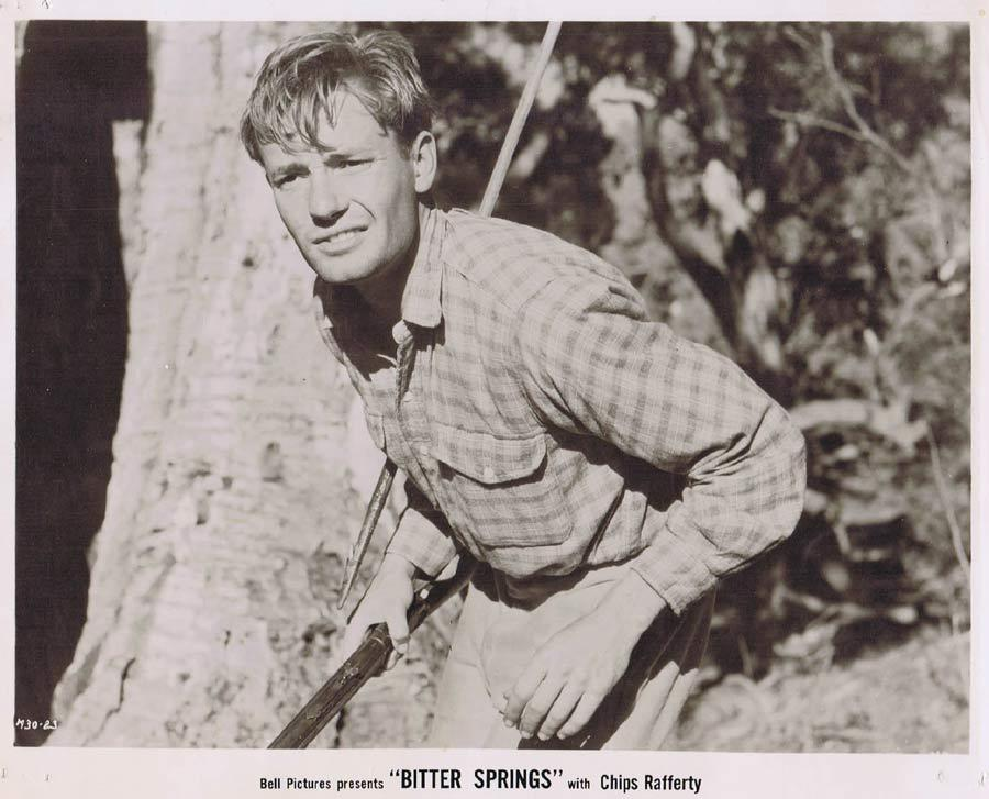 BITTER SPRINGS Original Movie Still 1 Charles Tingwell Chips Rafferty